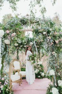 decoracion floral bodas de ensueño marbella