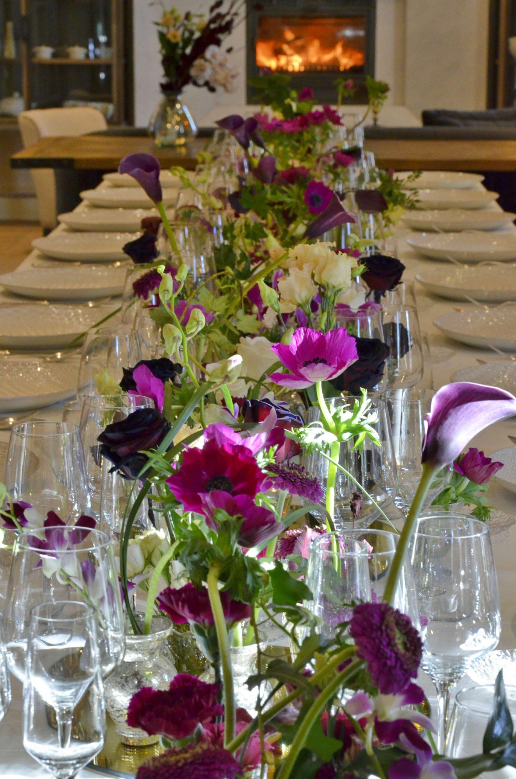 atelier Dani Garcia decoracion mesa