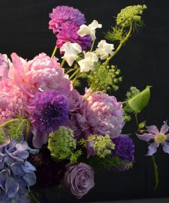 spring hand tied bouquet