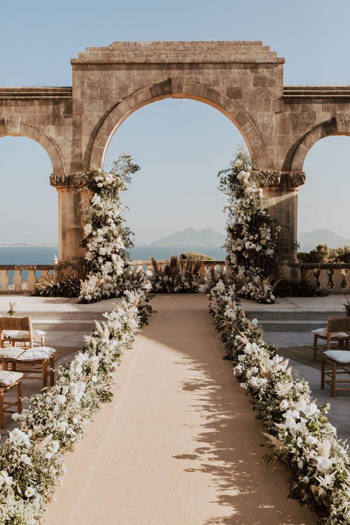 ceremonia en la Fortaleza Mallorca