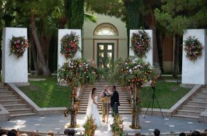 ceremonia de ensueño en villa Padierna