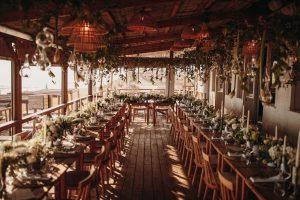 decoracion de ensueño boda en la playa