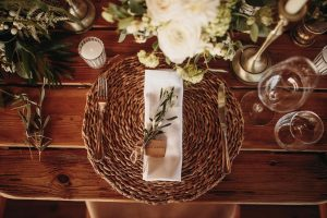decoracion floral boda detalle mesas