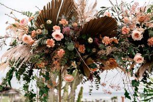 bespoke wedding floral decoration