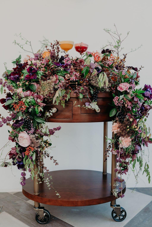 flores decoracion pedidas de mano