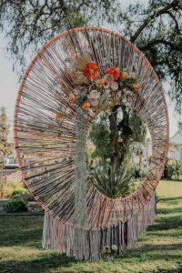 Atrapasueños gigante decoracion